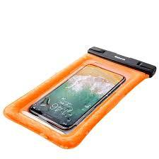 <b>Водонепроницаемый чехол Baseus</b> Waterproof Bag Air Оранжевый