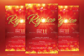 rejoice christmas flyer poster template by godserv graphicriver preview image set rejoice christmas flyer poster template main preview 1 jpg