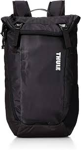 Thule 3203591 EnRoute Backpack 20L, Black: Sports ... - Amazon.com