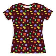 """Женские <b>футболки</b> c дизайнерскими принтами """"чай"""" - <b>Printio</b>"""