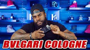 <b>Bvlgari Man Black Cologne</b> Fragrance Review - YouTube