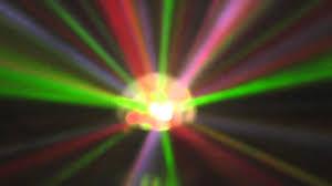 <b>DISCO</b> Magic Ball LED 6x3W <b>RGB DMX 512</b> - YouTube