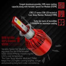 <b>CREE COB H4</b> 9003 <b>HB2</b> LED Headlight Kit Hi-Lo 980W 147000LM ...