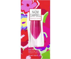 Buy <b>Naomi Campbell Bohemian Garden</b> Eau de Toilette from ...