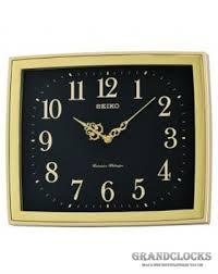 <b>Настенные часы Seiko QXD211FN</b> (Япония) - купить в интернет ...