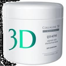 Отзывы о <b>Альгинатная маска</b> для лица Medical <b>Collagene 3D</b> Q10 ...