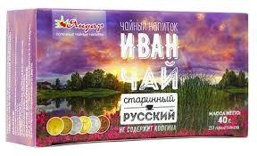 """Купить Чайный напиток травяной Яндар Иван-чай """"Старинный ..."""