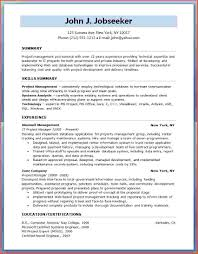 cv template project manager event planning template project manager sample resume format