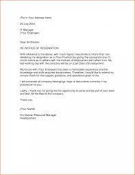 examples of resignation letters for nurses resume formt cover resignation letter template pdf example of