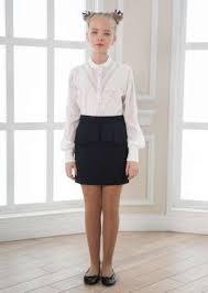 Dd3041701_6 <b>Блузка школьная для</b> девочек Бритни бренда 80 ...