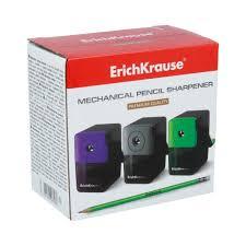 """""""<b>ErichKrause</b>"""" <b>Точилка механическая 6798</b> купить за 685,00 ₽ в ..."""
