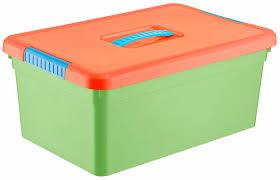 <b>Ящик</b> для хранения игрушек Kid's <b>Box с ручкой</b> 10л — купить в ...