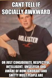 Socially Awkward Dan memes | quickmeme via Relatably.com