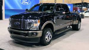 2020 Ford <b>Super Duty</b> Powers Into Chicago With 7.3-Liter V8 ...