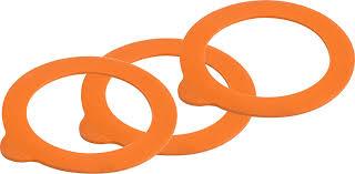 <b>Набор из 6 резиновых</b> подкладок для банок Kilner Clip Top