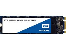 <b>Твердотельный накопитель Western Digital</b> WD 2Tb Blue ...