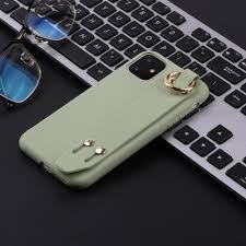Soft Case For iPhone 11 <b>Solid Colored</b> Shockproof <b>TPU</b> with Green ...