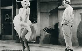 Image result for Pics of Marilyn Monroe's seven year itch