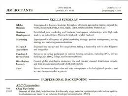 example of the computer skills section of a resumeskills section of a resumeregularmidwesterners resume and ndokthzn