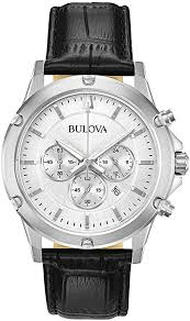 Bulova Men's Quartz Powered Dress Watch (Model ... - Amazon.com