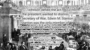 「johnson's impeachment」の画像検索結果