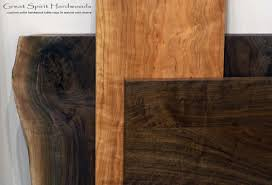 walnut cherry dining: custom made solid hardwood table tops for diy clients restaurant office library and