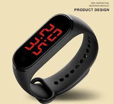 China <b>Temperature Measuring Bracelet Smart Temperature</b> ...