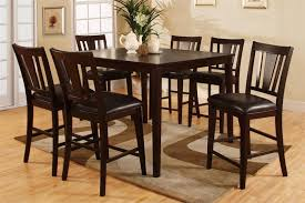 room fascinating counter height table:  dining table counter height dining room sets safari home pub height dining table