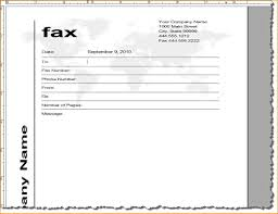fax cover sheet template standard fax cover standard format awesome 5 of fax cover sheet template word 2013 antique jades