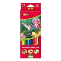 <b>Карандаши цветные №1 School</b> ColorPics 12 цветов ...