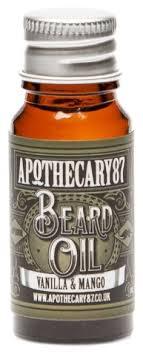 Купить Apothecary 87 <b>Масло для бороды</b> Vanilla & Mango, 10 мл ...