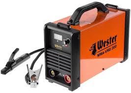 <b>Сварочный аппарат WESTER MMA-VRD</b> 200 купить недорого в ...