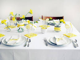 yellow and white baby shower brunch baby furniture rustic entertaining modern baby