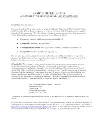job offer letter sample non sample customer service resume job offer letter sample non sample letter to reject a job offer after acceptance best photos