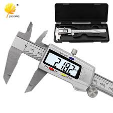 "<b>Measuring Tool</b> Stainless Steel Digital Caliper <b>6</b> ""<b>150mm</b> ..."