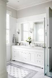bathroom features gray shaker vanity: view full size white and grey bathroom features