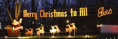<b>Christmas</b> at Graceland