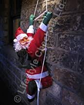 santa climbing ladder - Amazon.co.uk