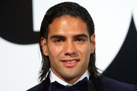 Radamel Falcao GQ Men Of The Year Award 2012. Source: Getty Images
