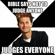 Scumbag Christian Meme Study via Relatably.com