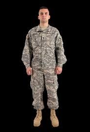 Army <b>Combat</b> Uniform Summary of Changes