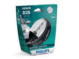 Ксеноновая <b>лампа</b> D2S <b>Philips X</b>-<b>treme</b> vision +150% яркости ...