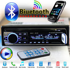 HOT 12V <b>Bluetooth Car</b> Stereo FM Radio <b>MP3 Audio</b> Player 5V ...