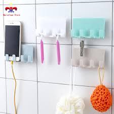<b>1PCS</b> Wall Hook Cell <b>Phone Charging Holder</b> / Paste Style ...