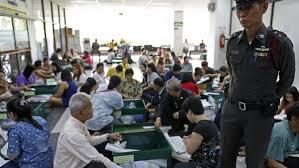 تايلاند - ناخبون يوافقون على دستور يدعمه الجيش
