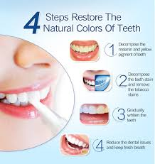 <b>Teeth Whitening Pen serum</b> Daily Use Tartar Stain Removal Gel ...