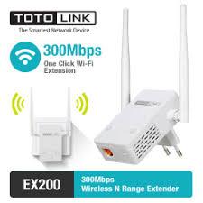 Wi-Fi повторитель <b>EX200</b> от <b>Totolink</b>