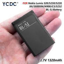 battery nokia x6