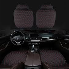 <b>PU Leather Universal Car</b> Cushion for hyundai solaris tucson 2017 ...