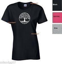<b>Tree</b> of Life <b>T Shirt</b> in <b>Women's</b> Tops & Shirts for sale   eBay
